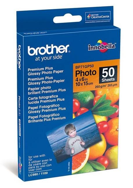 Papier Brother Photo Glossy [10x15] - zdjęcie główne
