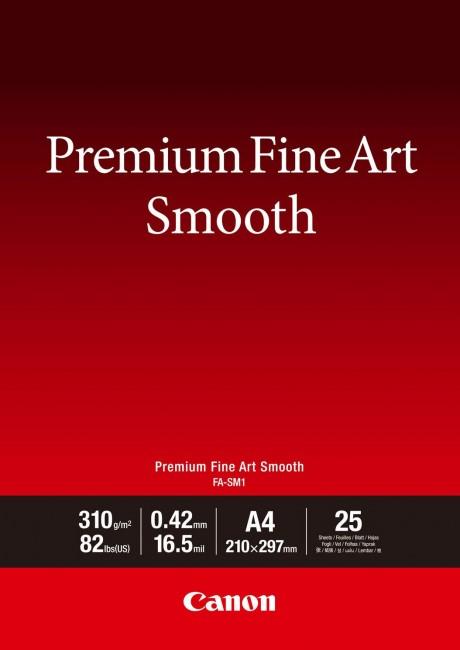 Canon PAPIER FINE ART FA-SM1 A4 25 - zdjęcie główne