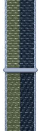 Apple Opaska sportowa w kolorze błękitnej toni/zielonego mchu do koperty 45 mm - zdjęcie główne