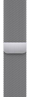 Apple Bransoleta mediolańska w kolorze srebrnym do koperty 41 mm - zdjęcie główne