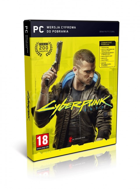 Cyberpunk 2077. Edycja Standardowa (PC) - zdjęcie główne