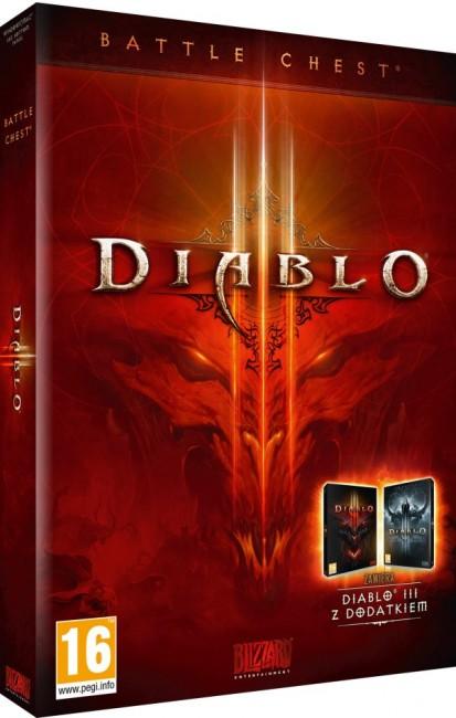 Diablo 3 Battlechest (D3 + RoS) (PC) - zdjęcie główne