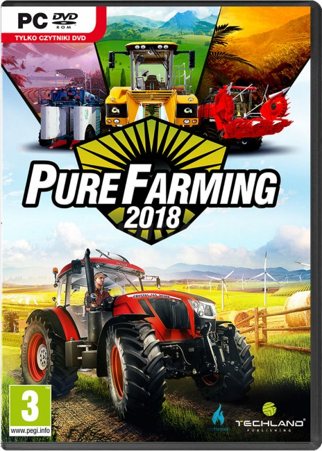 Pure Farming 2018 Day1 (PC) - zdjęcie główne