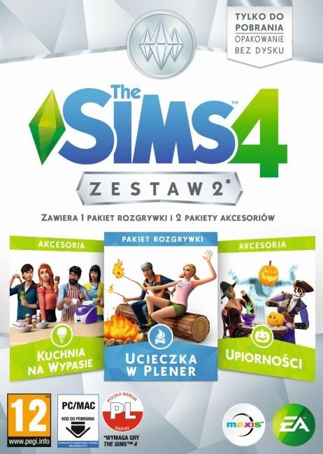 The Sims 4 Zestaw 2 Kuchnia Na Wypasie Ucieczka W Plener Upiorności Cena Raty Sklep Komputronikpl