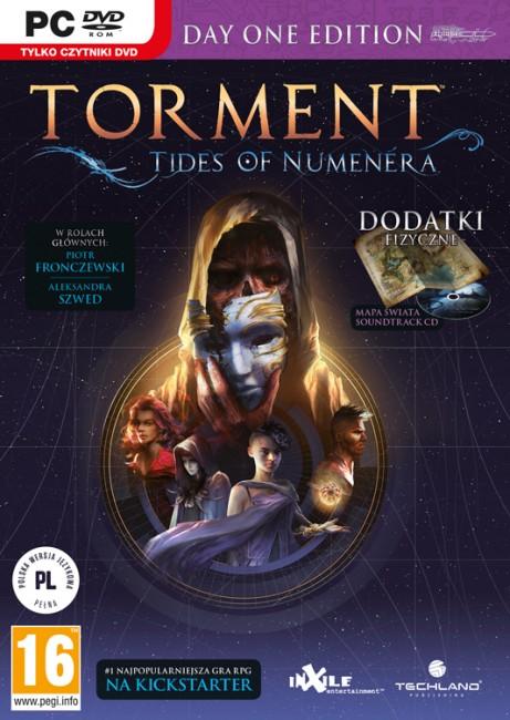 Torment Tides of Numenera Edycja Kolekcjonerska (PC) - zdjęcie główne