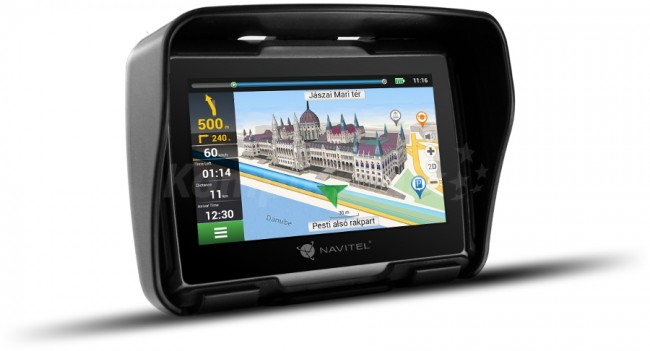 Navitel G550 MOTO Device - zdjęcie główne