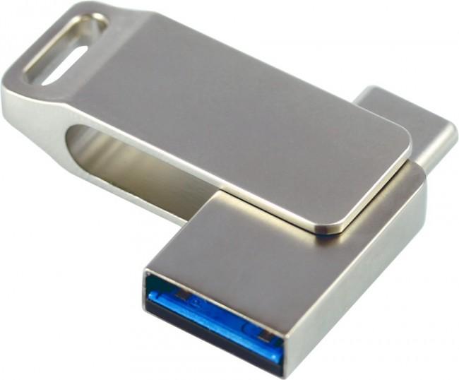 GOODRAM 128GB ODA3 czarny [USB 3.2 / USB type C] - zdjęcie główne