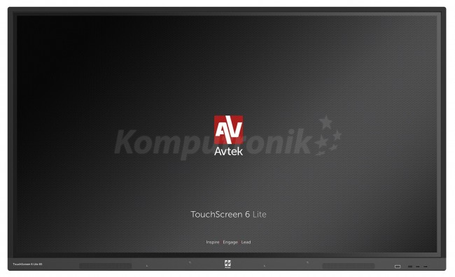 Avtek TouchScreen 6 Lite 86 - zdjęcie główne