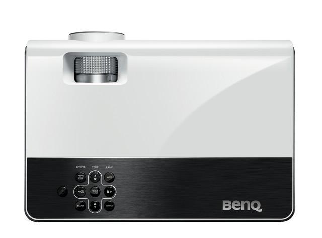 BenQ W600+ - zdjęcie główne