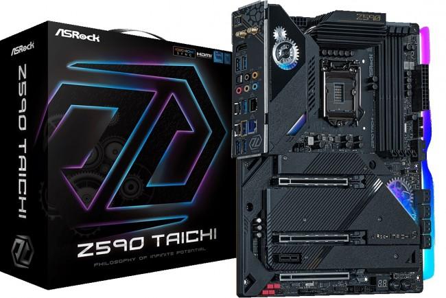 ASRock Z590 Taichi - zdjęcie główne