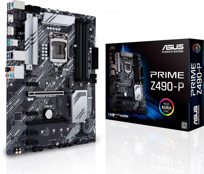 ASUS Prime Z490-P - zdjęcie główne