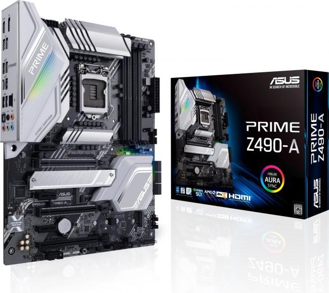 ASUS Prime Z490-A - zdjęcie główne