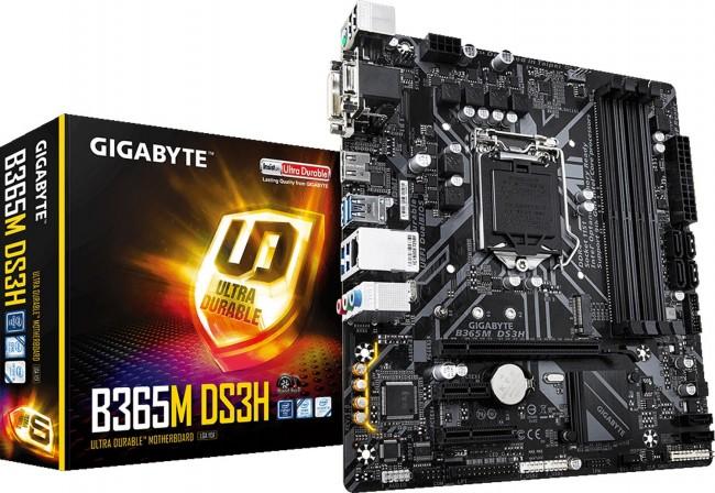Gigabyte B365M DS3H - zdjęcie główne