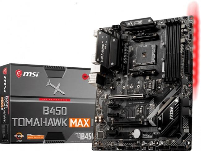 MSI B450 TOMAHAWK MAX II - zdjęcie główne