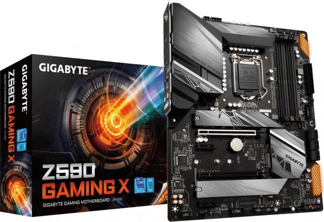 Gigabyte Z590 GAMING X - zdjęcie główne