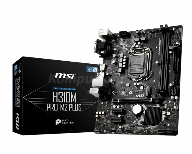 MSI H310M PRO-M2 PLUS - zdjęcie główne
