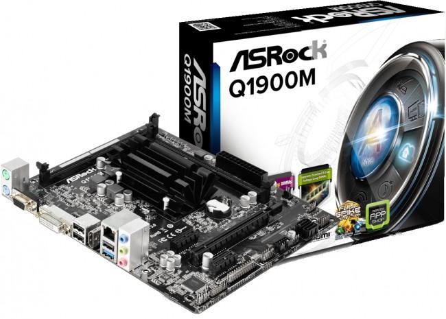 ASRock Q1900M - zdjęcie główne