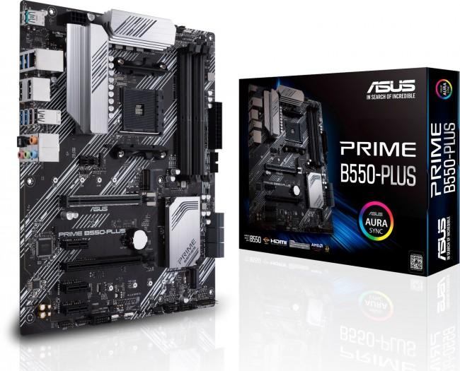 ASUS PRIME B550-PLUS - zdjęcie główne