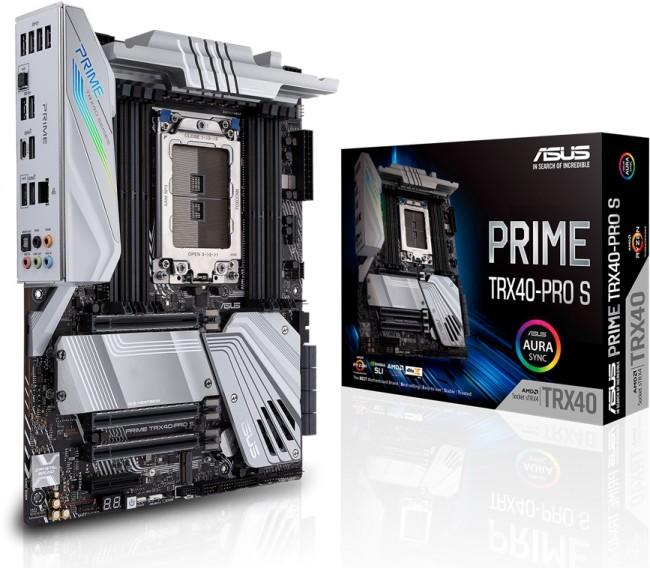 ASUS PRIME TRX40-PRO S - zdjęcie główne