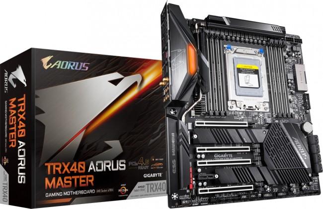 Gigabyte TRX40 AORUS MASTER - zdjęcie główne