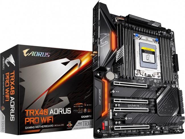 Gigabyte TRX40 AORUS PRO WIFI - zdjęcie główne