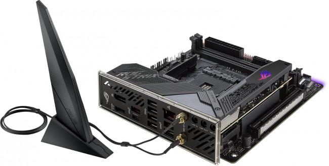 ASUS ROG STRIX X570-I GAMING - zdjęcie główne