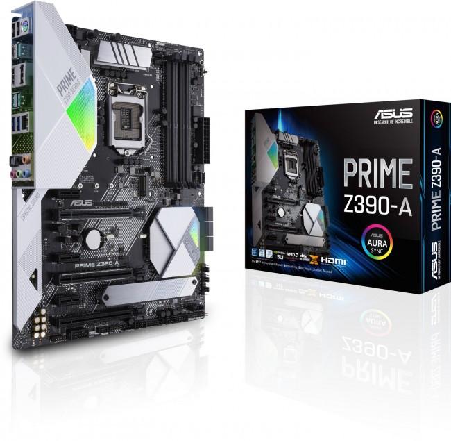 ASUS PRIME Z390-A - zdjęcie główne