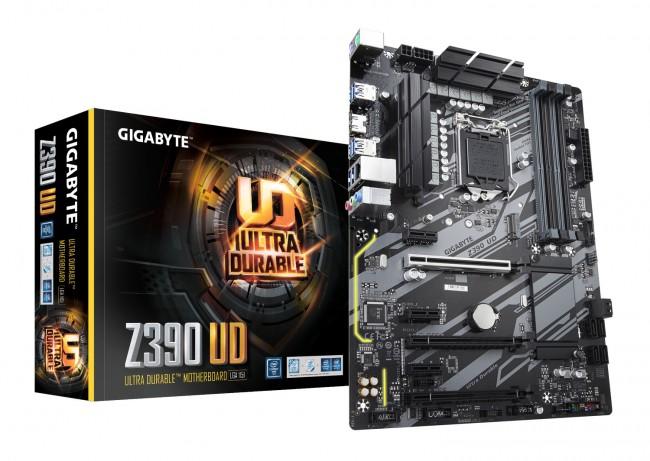 Gigabyte Z390 UD - zdjęcie główne