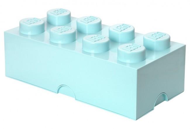 Lego Storage Brick 8 morski - zdjęcie główne