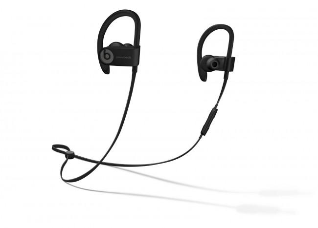 Beats Powerbeats3 Wireless Czarne - zdjęcie główne