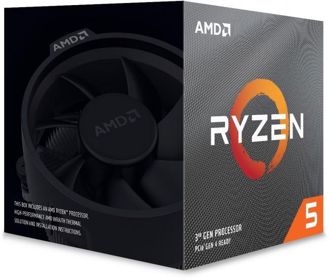 AMD Ryzen 5 3600X - zdjęcie główne