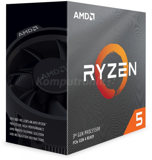 AMD Ryzen 5 3600 - zdjęcie główne