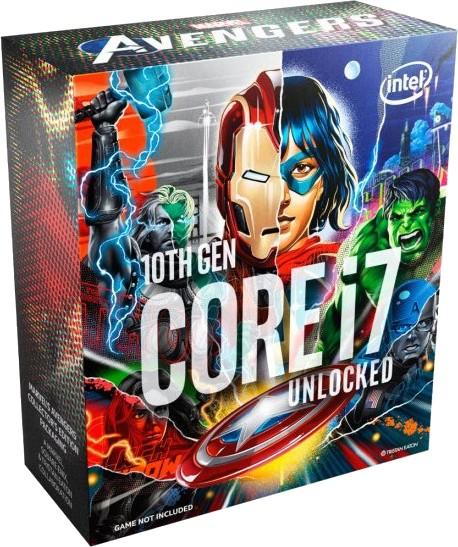 Intel Core i7-10700KA - zdjęcie główne