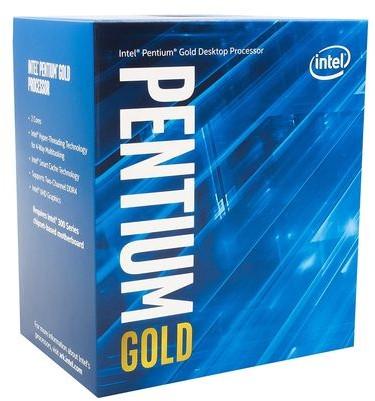 Intel Pentium Gold G6600 - zdjęcie główne