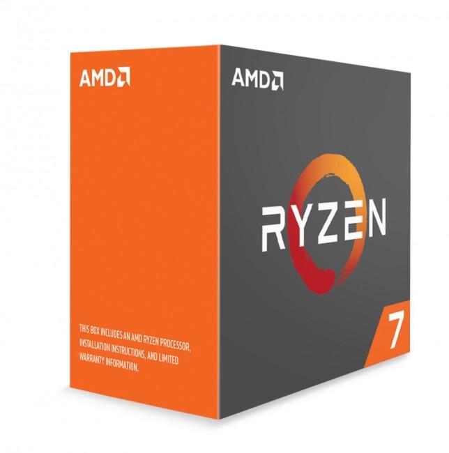 AMD Ryzen 7 2700 - zdjęcie główne