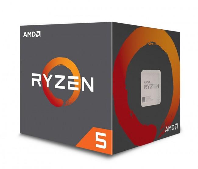 AMD Ryzen 5 1600 AF - zdjęcie główne