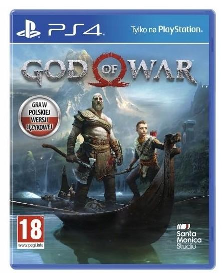 God of War (PS4) - zdjęcie główne