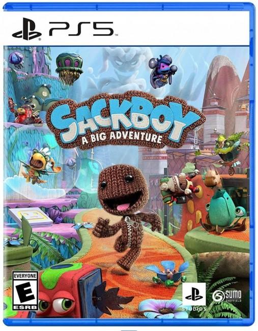 PS5 Sackboy A Big Adventure (PS5) - zdjęcie główne