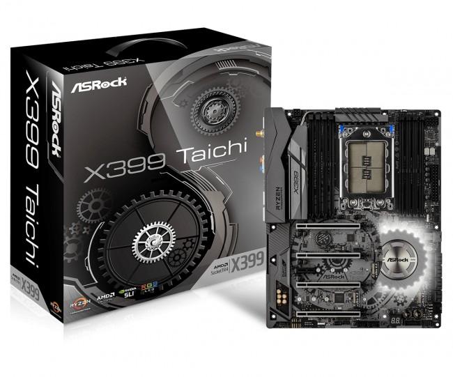 ASRock X399 TAICHI - zdjęcie główne