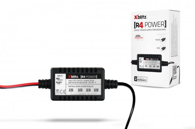 Xblitz R4 Power - zdjęcie główne