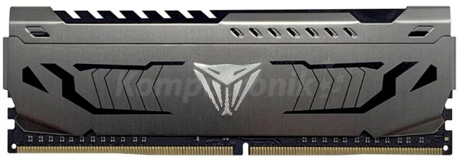 Patriot VIPER STEEL DDR4 8GB 3000Mhz CL16-18-18-36 Single - zdjęcie główne
