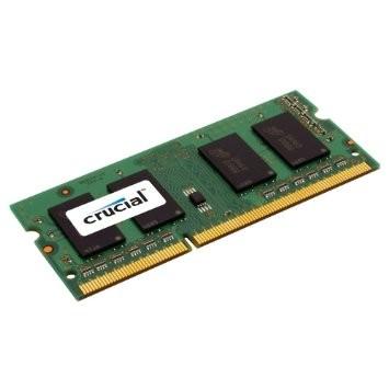 Crucial 4GB [1x4GB 1600MHz DDR3 CL11 1.35V SODIMM] - zdjęcie główne
