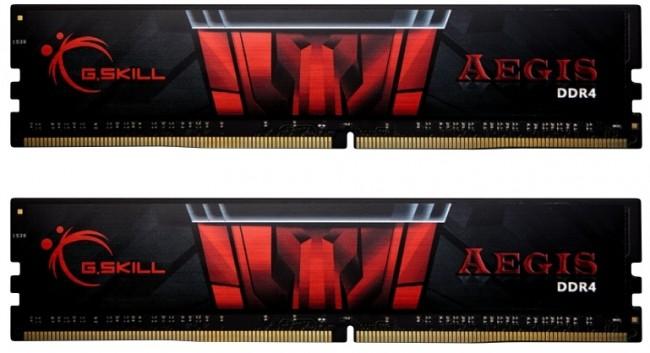 G.SKILL Aegis 16GB [2x8GB 3000MHz DDR4 CL16 1.35V DIMM] - zdjęcie główne