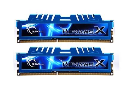 G.SKILL RipjawsX 8GB [2x4GB 2133MHz DDR3 CL9 DIMM] - zdjęcie główne
