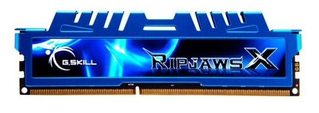 G.SKILL RipjawsX 16GB [2x8GB 2400MHz DDR3 CL11 DIMM] - zdjęcie główne