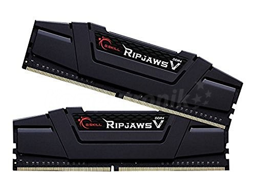 G.SKILL RipjawsV 32GB [2x16GB 4000MHz DDR4 CL18 DIMM] - zdjęcie główne