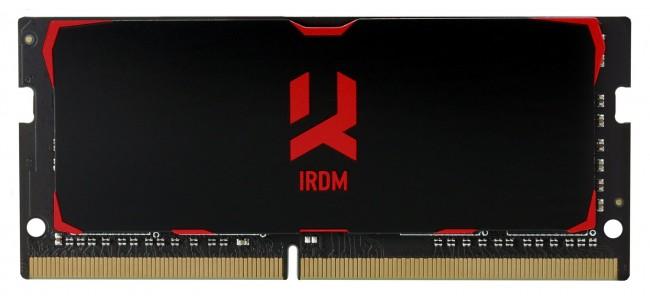 GOODRAM IRDM 16GB [1x16GB 3200MHz DDR4 CL16 SODIMM] - zdjęcie główne