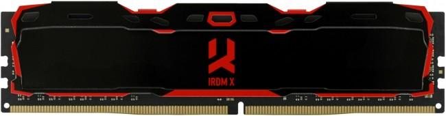 GOODRAM IRDM X 8GB Czarny [1x8GB 3200MHz DDR4 CL16 DIMM] - zdjęcie główne