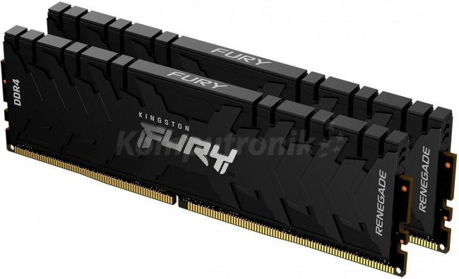 Kingston FURY Renegade 16GB [2x8GB 2666MHz DDR4 CL13 XMP DIMM] - zdjęcie główne