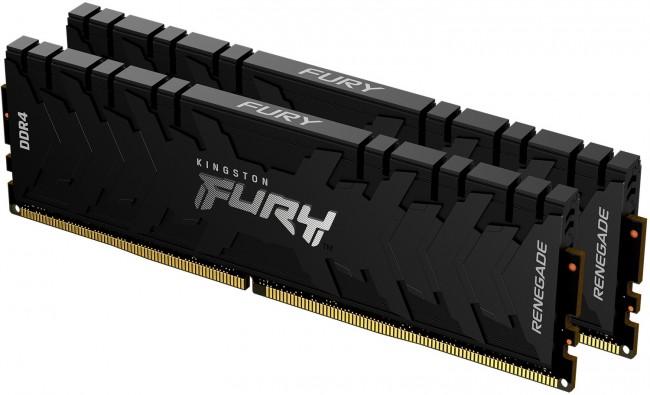 Kingston FURY Renegade 64GB [2x32GB 3200MHz DDR4 CL16 DIMM] - zdjęcie główne